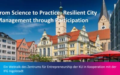 Webtalk: Resiliente Innenstadt